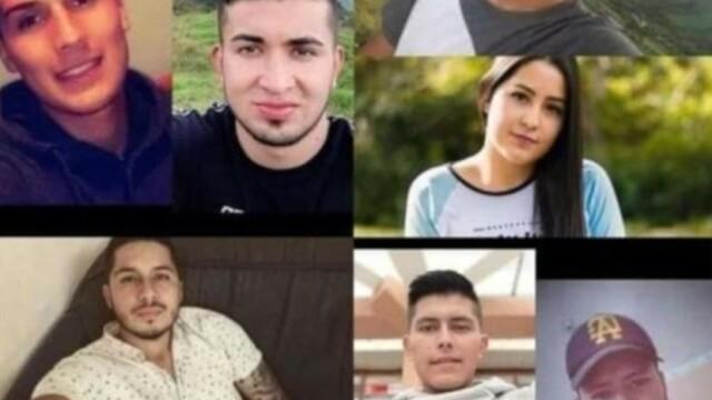 Masacru în Columbia: 9 tineri au fost uciși în timp ce se aflau la o zi de naștere - Imaginea 5