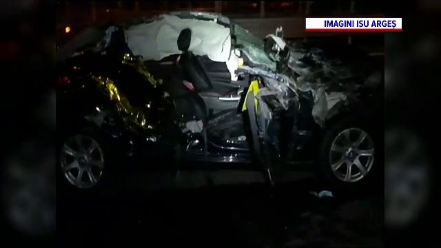 Tragedie într-o familie. O mamă și copilul ei de 2 ani au murit într-un accident, din cauza unui șofer de TIR