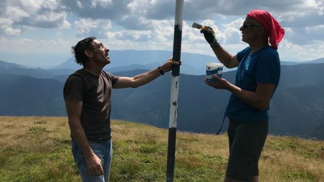 """2 zile libere de la serviciu pentru a """"vopsi pietre"""" în Munții Făgăraș - Imaginea 4"""