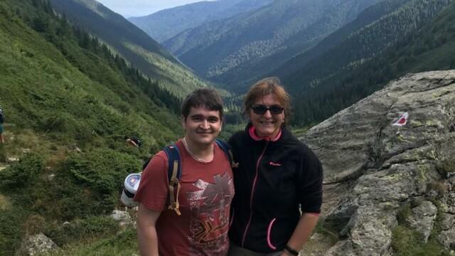 """2 zile libere de la serviciu pentru a """"vopsi pietre"""" în Munții Făgăraș - Imaginea 3"""