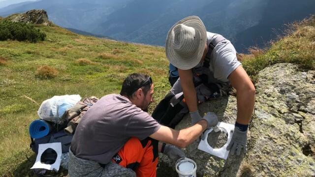 """2 zile libere de la serviciu pentru a """"vopsi pietre"""" în Munții Făgăraș - Imaginea 2"""