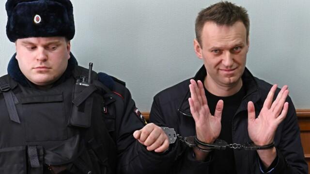 Navalnîi primește sprijin din Germania. Un avion medical se va deplasa către Rusia pentru a-l aduce la Berlin