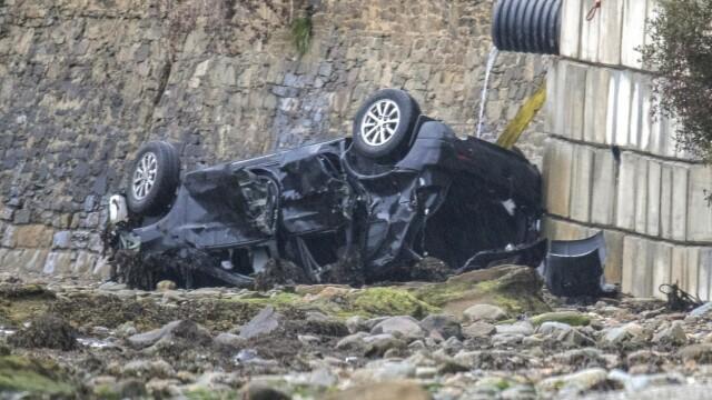 Tragedie pe șosea. Șocul unei femei care și-a văzut soțul și copiii morți în mașină - Imaginea 2