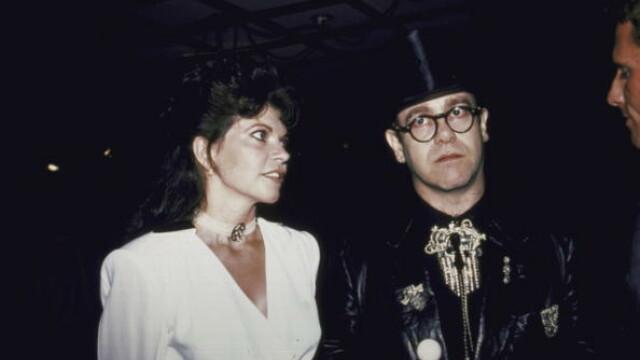 Fosta soţie a lui Elton John a încercat să se sinucidă în luna de miere din cauza lui. Ce i-a spus artistul - Imaginea 3