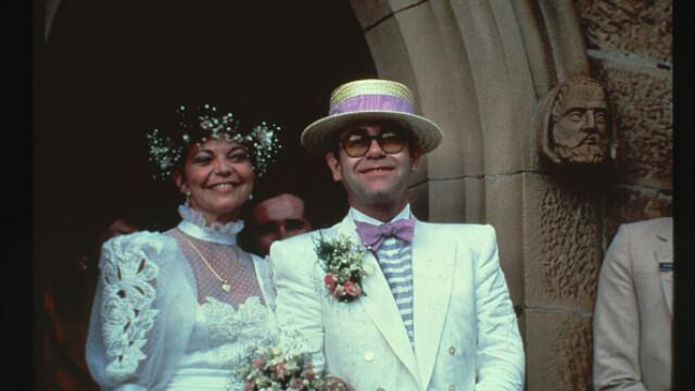 Fosta soţie a lui Elton John a încercat să se sinucidă în luna de miere din cauza lui. Ce i-a spus artistul - Imaginea 2