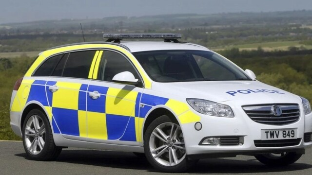FOTO. Mașinile de Poliție au fost colantate în concordanţă cu cele ale altor state UE - Imaginea 2