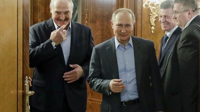 Washington Post: Rusia nu are nevoie să invadeze Belarusul. E deja acolo