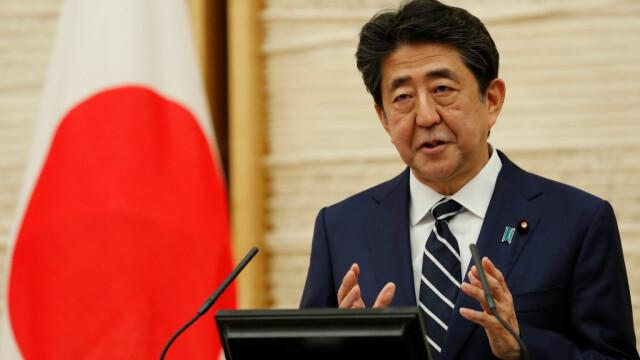 Premierul japonez Shinzo Abe anunţă că va demisiona din funcție, din cauza problemelor medicale