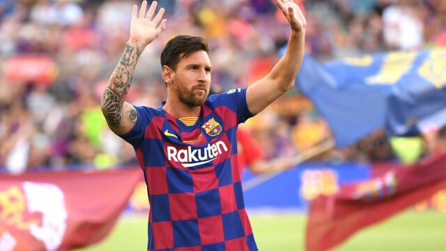 Messi s-ar fi înțeles cu Manchester City. Ce i-ar fi spus la telefon lui Pep Guardiola