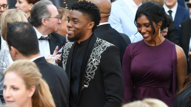 Actorul Chadwick Boseman s-a căsătorit în secret înainte de a muri. Ultima fotografie de pe Instagram - Imaginea 3