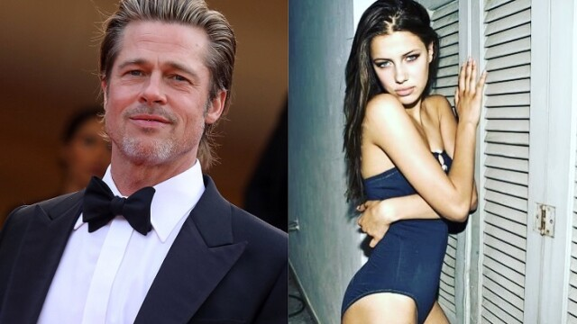 FOTO. Ce s-a aflat despre noua iubită de 27 de ani a lui Brad Pitt. Tabloidele i-au cercetat viaţa personală - Imaginea 2
