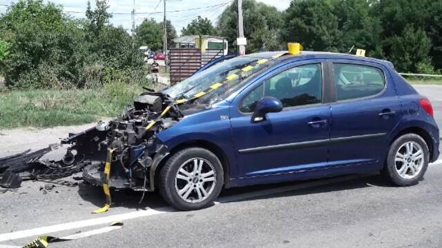 Trei morţi şi patru răniţi în urma unui accident rutier grav, în localitatea Albina din județul Timiș - Imaginea 3