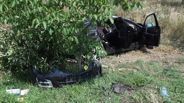Trei morţi şi patru răniţi în urma unui accident rutier grav, în localitatea Albina din județul Timiș - Imaginea 5