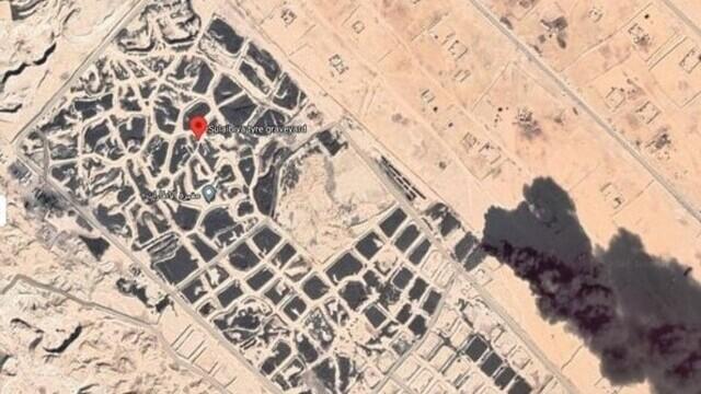 Video. Cel mai mare depozit de anvelope uzate din lume a luat foc - Imaginea 2