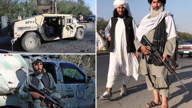 Talibanii sărbătoresc plecarea trupelor americane din Afganistan, sfârşitul unui război devastator de 20 de ani - Imaginea 7