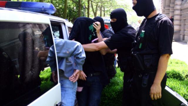Traficantii au fost retinuti de ofiterii de la Crima Organizata