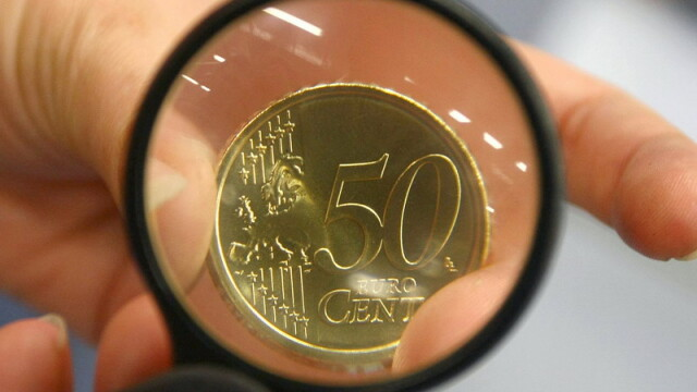 Zona euro, oficial in recesiune