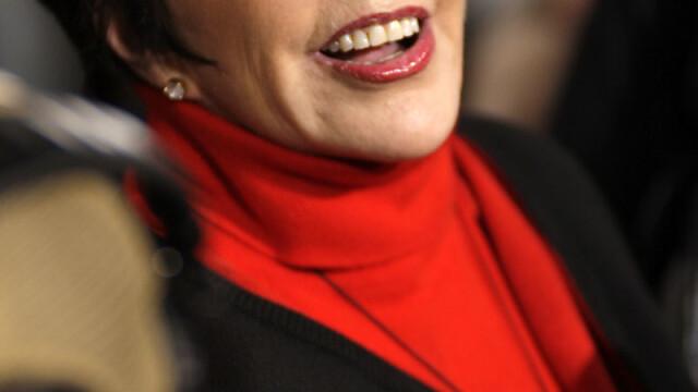 Puterea exemplului personal, resortul pe care mizeaza Liza Minelli