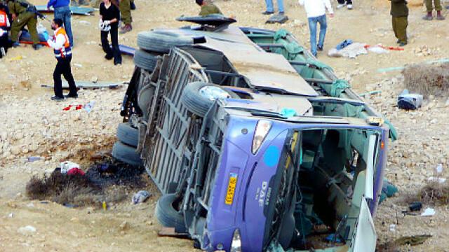 Accident de autobuz