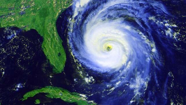 Peninsula Kamceatka paralizata de un ciclon!