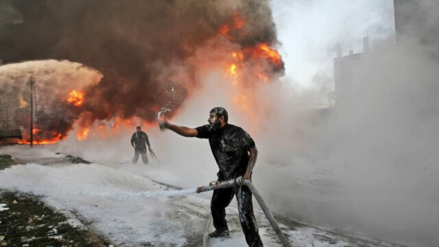 Cel putin 40 de morti, intr-un nou atac in nordul Fasiei Gaza