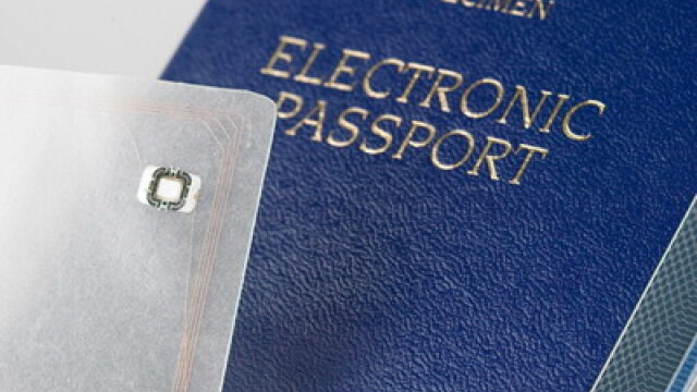 Pasaport electronic
