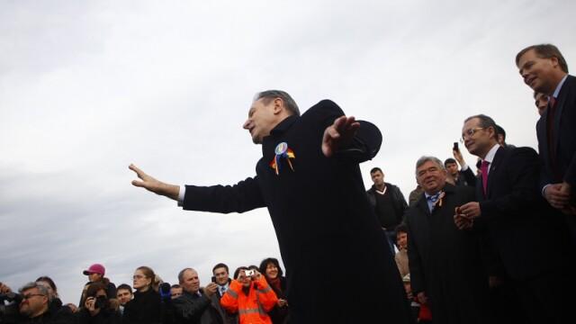 Guvernul, dator 100 milioane euro la constructorul Autostrazii Transilvania