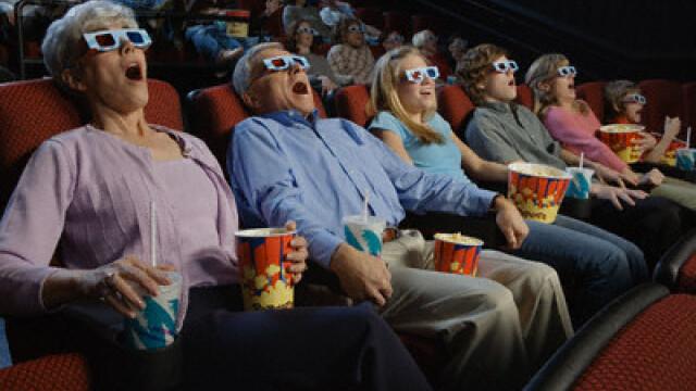 Cinematograful tridimensional ar putea ajunge si in casele noastre!