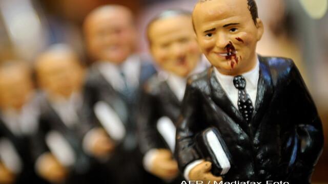 papusa Silvio Berlusconi