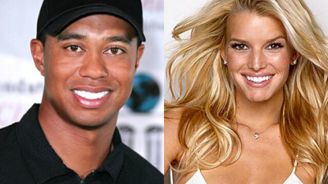 Tiger Woods, Jessica Simpson