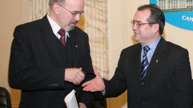 Emil Boc si Marko Bela