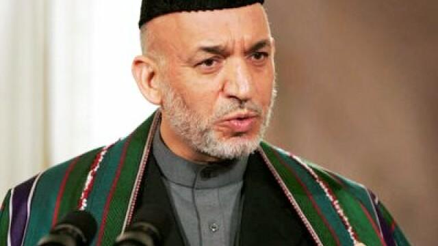 WikiLeaks: Karzai a eliberat zeci de criminali si traficanti de droguri