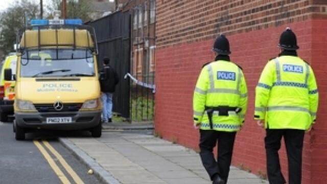 politie anglia