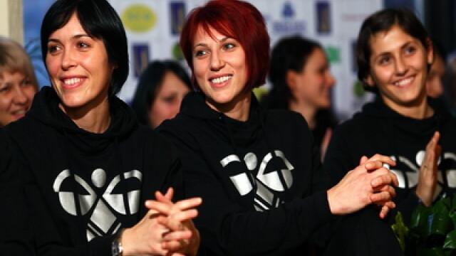 Nationala de handbal feminin a Romaniei a debutat cu o victorie la CE