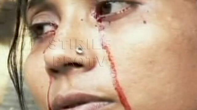 O femeie din India plange cu lacrimi de sange! FOTO - Imaginea 1