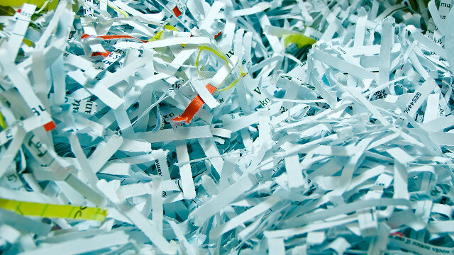 documente distruse, puzzle