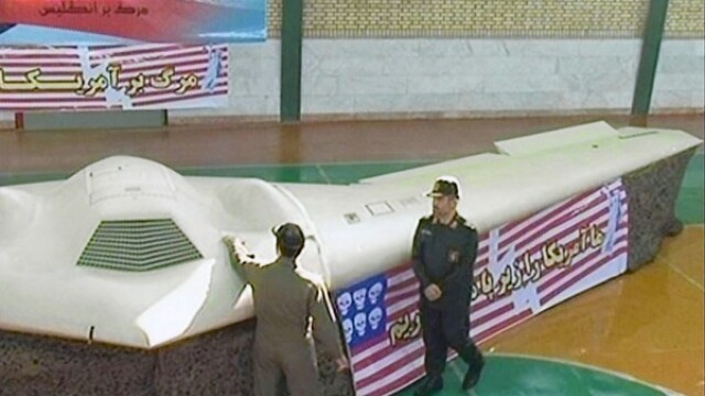 avion fara pilot doborat in Iran