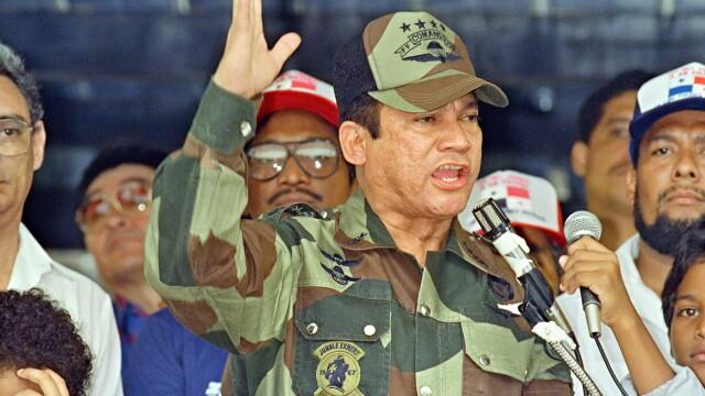 Dupa 22 de ani. In conditii de MAXIMA SECURITATE, fostul dictator Manuel Noriega s-a intors acasa - Imaginea 3