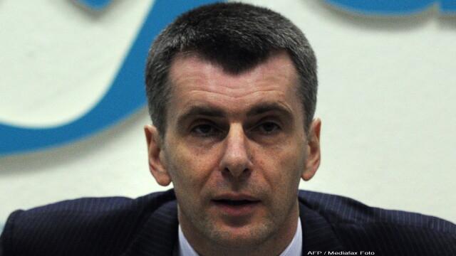 Mikhail D. Prokhorov