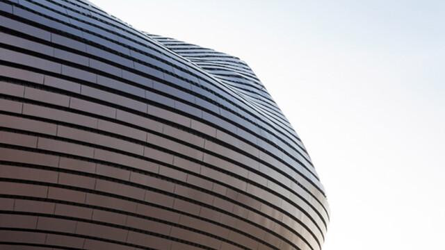China uimeste din nou. Constructia bizara si costisitoare ridicata intr-un oras pustiu. Galerie FOTO - Imaginea 5