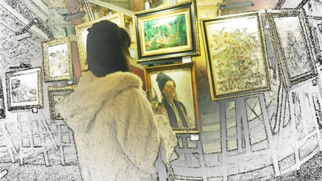 arta, tablouri, expozitii