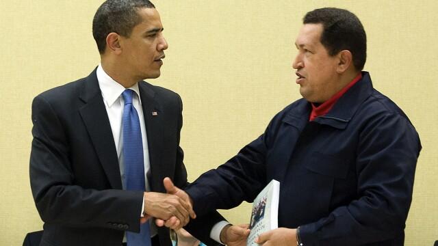 Chavez face declaratii demne de un roman SF: SUA a dezvoltat o tehnologie de inoculare a cancerului