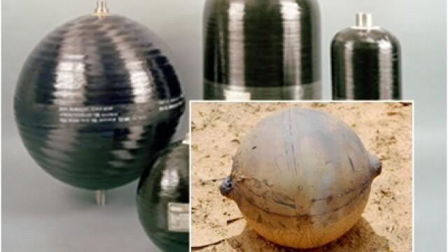 Misterul sferei cazuta in Namibia, explicat de un oficial: \