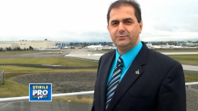 Corneliu Michaels, Boeing
