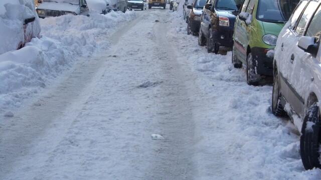 Cum va arata Timisoara dupa un val de ninsori. Din 1200 de strazi, doar 422 vor fi deszapezite