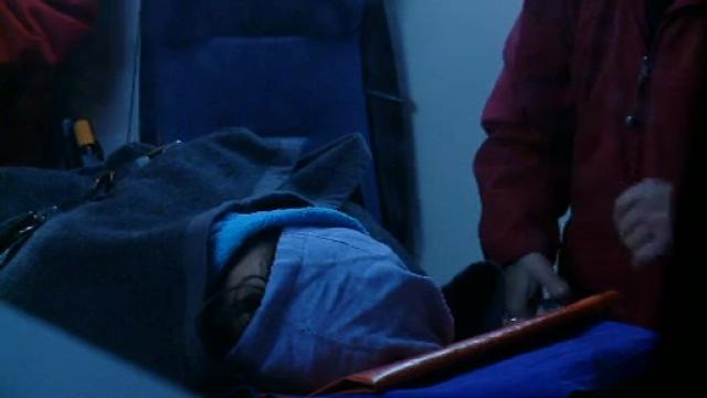 Oana Zavoranu a fost dusa din nou cu ambulanta la spital. \