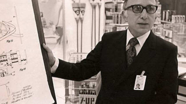 Norman Joseph Woodland, inventatorul codului de bare, a murit la varsta de 91 de ani