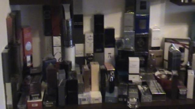 parfumuri confiscate