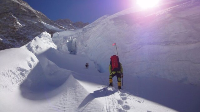 Aventurile alpinistului Horia Colibasanu in Nepal. De ce nu a cucerit varful Kangchenjunga