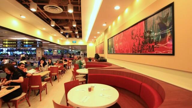 restaurant Pizza Hut, Singapore